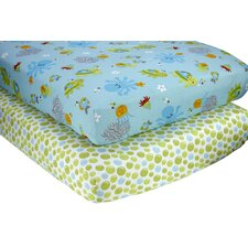 Ocean Dreams Sheet (Set of 2)