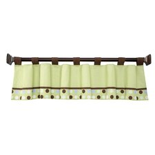 "Jungle Pals 60"" Window Valance"