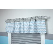 "Celestial Baby 60"" Window Valance"