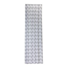 Chevron Curtain Panel