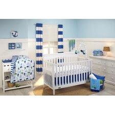 Splish Splash 3 Piece Crib Bedding Set