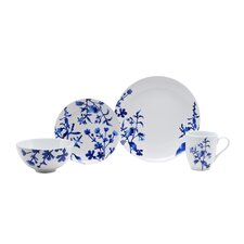 Tranquility 16 Piece Dinnerware Set