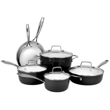 Premium 10 Piece Non-Stick Cookware Set