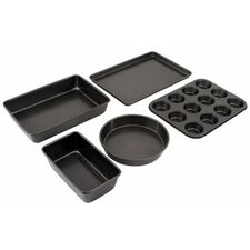 Non-Stick 5 Piece Bakeware Set