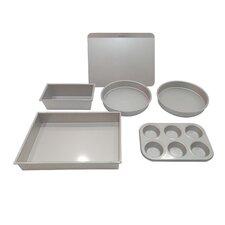 Supreme Non-Stick 6 Piece Bakeware Set
