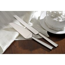 Bridal Flatware 2 Piece Cake / Pastry Server