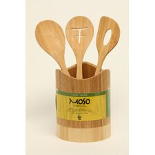 Moso 4 Piece Specialty Spoon