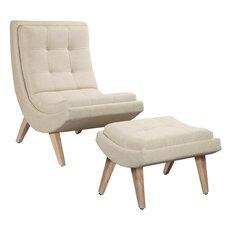 Nantucket Chair and Ottoman