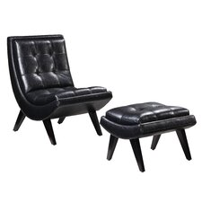 Winmark Lounge Chair and Ottoman