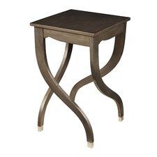 Modern Leaf Crazy End Table