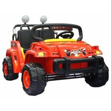 Mighty Wheels 12V Battery Powered Jeep