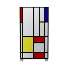 EasyScreen Mondrian Room Divider Sheet