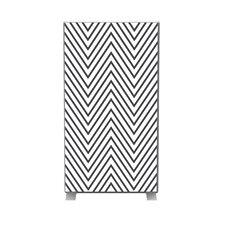 EasyScreen Zigzag Room Divider Sheet