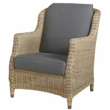 Brighton Lounge Arm Chair with Cushion