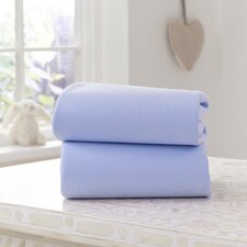 Fitted Sheet for Cot (Set of 2)