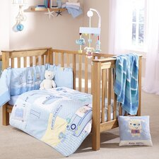 Ahoy 2 Piece Cot Bed Set