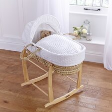 Dimple Moses Basket