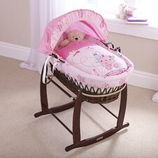 Lottie and Squeek Moses Basket