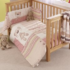 Little Bear 2 Piece Cot/Cot Bed Set