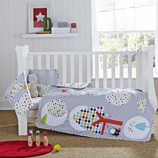 The Dudes Cot Bed Set