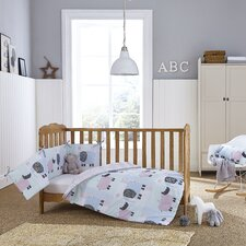 Stanley and Pip 2 Piece Cot Bedding Set