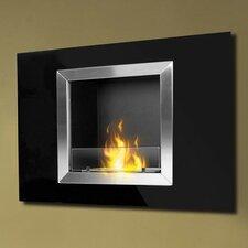 Calida Wall Mount Bio Ethanol Fireplace