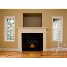1710 Ml Burner Insert Fireplace