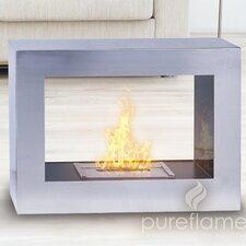 Window Flame Bio Ethanol Fireplace