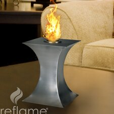 Concave Bio-Ethanol Tabletop Fireplace