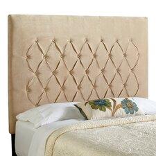 Humble + Haute Hanover Upholstered Headboard in Sand Velvet