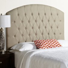 Humble and Haute Hanover Tall Curved Upholstered Headboard