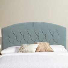 Humble and Haute Hanover Curved Upholstered Headboard