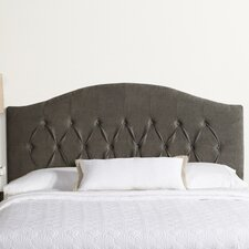 Humble and Haute Hanover Arched Upholstered Headboard