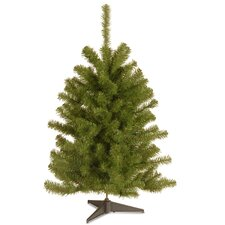 Eastern Spruce 3' Green Artificial Christmas Tree