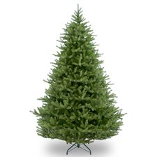 7.5' Green Norway Spruce Christmas Tree and Stand