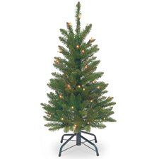 "Kingswood 3"" Green Fir Artificial Christmas Tree"