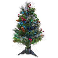 1.5' Fiber Optic Crestwood Spruce Christmas Tree
