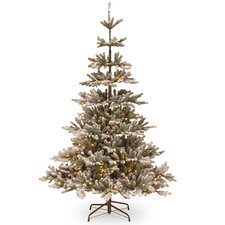 Imperial 7.5' Spruce Artificial Christmas Tree with 450 Clear Lights