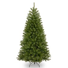 7.5' North Valley Spruce Artificial Christmas Tree