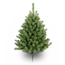 Eastern 3' Green Spruce Artificial Christmas Tree with Stand