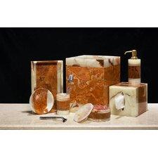 6 Piece Marble Bath Set