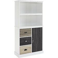 """Storage 57.09"""" Bookcase"""