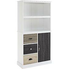 """Storage 57.09"""" Standard Bookcase"""