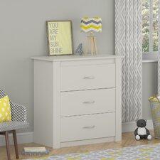 Riley 3 Drawer Dresser