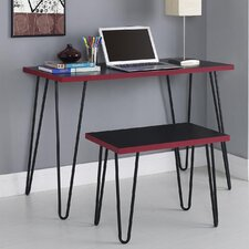 Owen Writing Desk with Stool