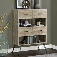 "Landon 43.7"" Standard Bookcase"