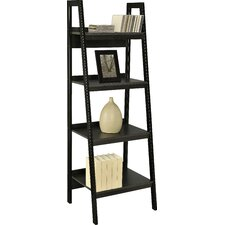 """60"""" Leaning Bookcase (Set of 2)"""