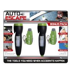 4 Piece Auto Emergency Light Set