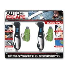 4 Piece Auto Safety Tools Set