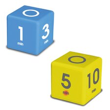 Miracle Cube Timer (Set of 2)